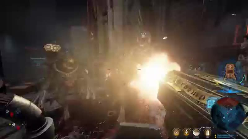Space Hulk_ Deathwing Enhanced Edition - Gameplay Trailer _ PS4
