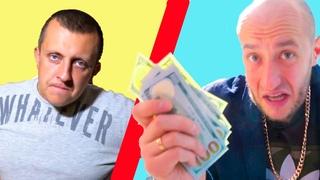 10 серия Богатый Лысая Борода VS Бедный Старый