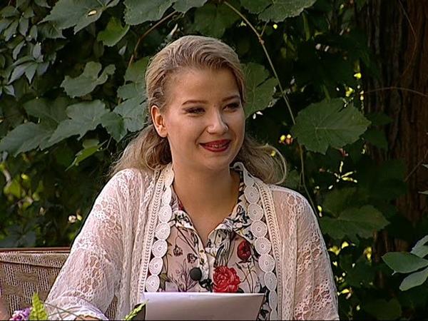 ГТРК ЛНР Утро Донбаса Светлана Оксенгорова 29 июля 2020