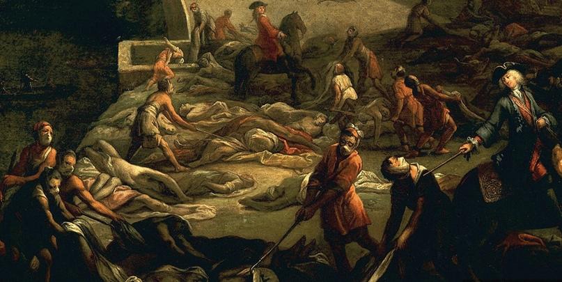 Самые страшные пандемии в истории человечества, изображение №3
