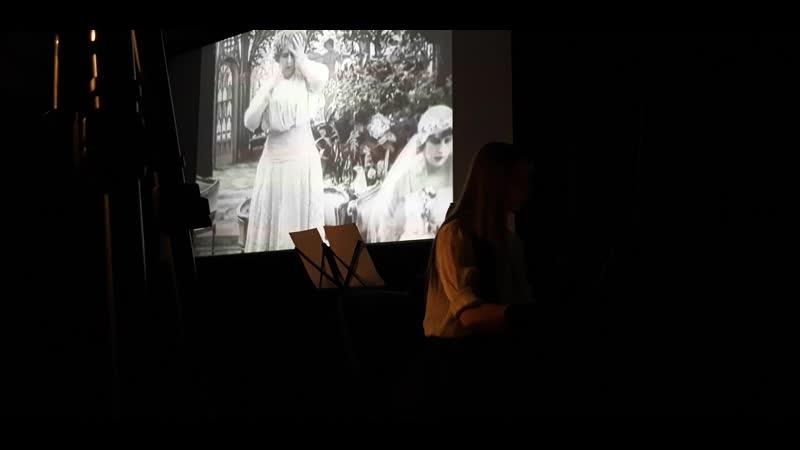 Сеанс с Тапёром в Киномузее 08 03 20 4