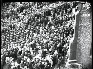 "Prince Of Wales Returns On ""Renown"" Aka Prince Of Wales (1922)"