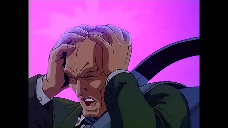 Люди Икс 1992 S03E04 РЕН ТВ JETIX