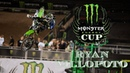 Monster Energy Cup Champions Circle - Ryan Villopoto
