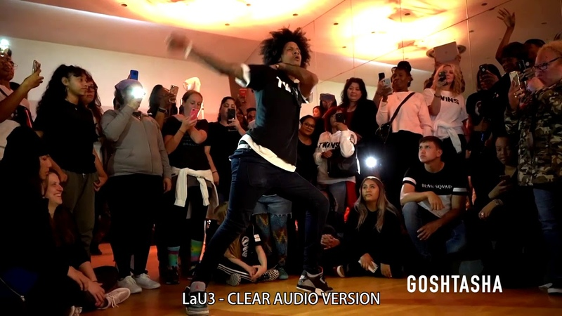 Larry (Les Twins) - Tinashe - Party Favors (CLEAR AUDIO)