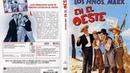 Cine Comedia-Los hermanos Marx en el Oeste *1940*