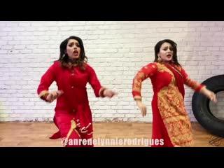 TU LAUNG MAIN ELAACHI - LUKA CHUPPI  WEDDING DANCE  Anrene Lynnie Rodrigues ft. Nehalaxmi Iyer