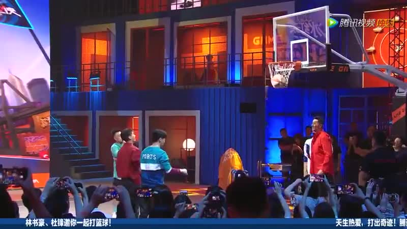 Li Yifeng Deng Lun vs Jeremy Lin Du Feng part 1