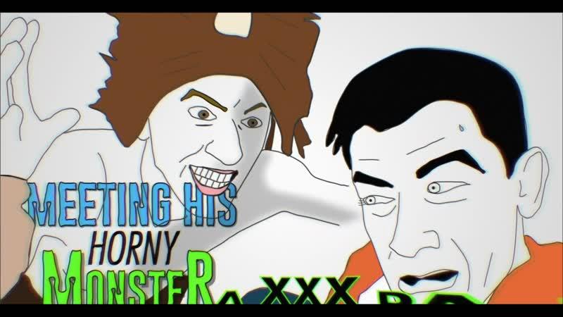 Brazzers porno Meeting His Horny Monster A XXX Parody Rebecca Moreordi El Niño Polla