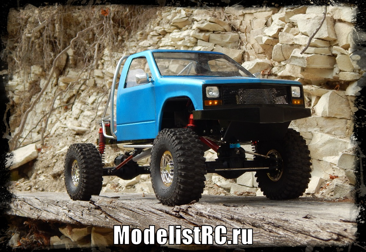 RC chevy truck