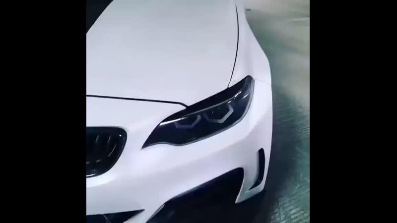 BMW Mpower on Instagram Lightshow bmw MP4 mp4