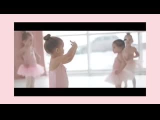 Гармоничное развитие малышам! Балетная студия Балет с двух лет