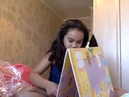 Unboxing the toy house gift from Tita Jessa (Las Vega Nevada)