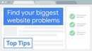 Find your biggest website problems quickly with Chrome DevTools Google Chrome Developers