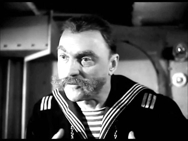 Жиды Фрагмент их кинофильма Мичман Панин 1960 год