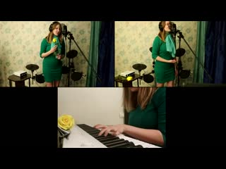 """Ib """"the little doll's dream"""" (vocal & piano cover by шпиц в пустоте)"""