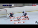 U13 AA Best 3 on 3 Overtime and Shootouts Moments Open Moscow Championship 2019 20