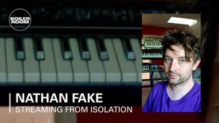 Nathan Fake | Boiler Room: Streaming From Isolation with Night Dreamer & Worldwide FM