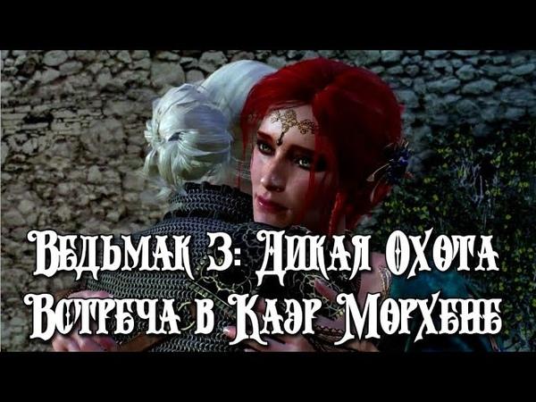 Ведьмак 3: Дикая Охота. Встреча в Каэр Морхене