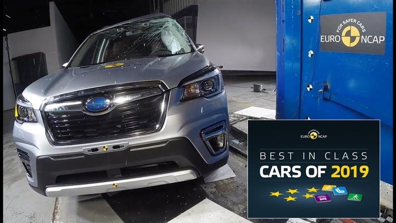2020 Subaru Forester e BOXER Euro NCAP's Best in its class Safest SUV