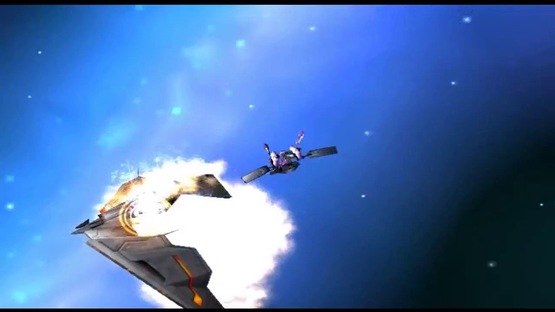 D FPCYM S GA ギャラクシーエンジェル En Patch HD All Moon Angels Moves