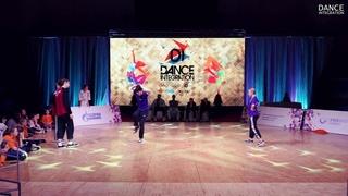 DANCE INTEGRATION 2019 - 4007 - Хип-хоп 2 на 2