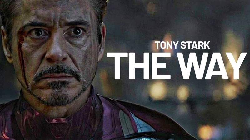 (Marvel) Tony Stark | The Way