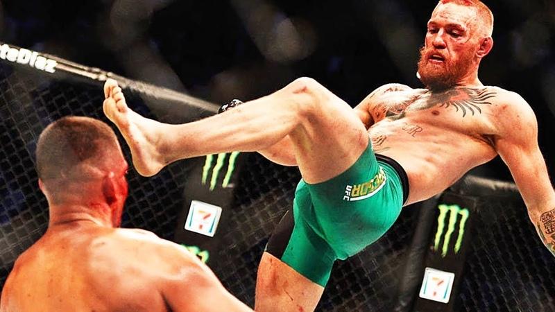 Топ10 МОЩНЕЙШИХ Нокаутов в UFC