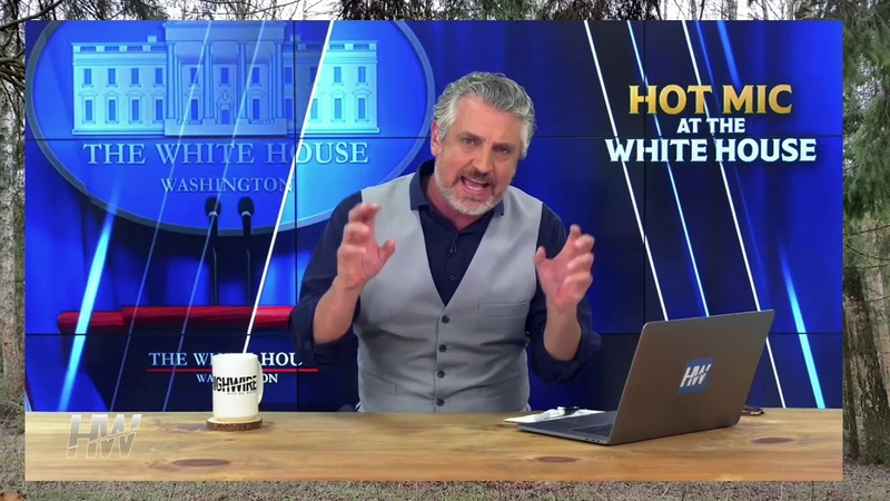 СМИ США случайно сказали правду и выдали это за шутку Джон Робертс из Fox News в Белом Доме