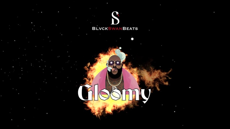 FREE Rick Ross type beat BLACK SWAN BEATS Gloomy Rap Trap Instrumental
