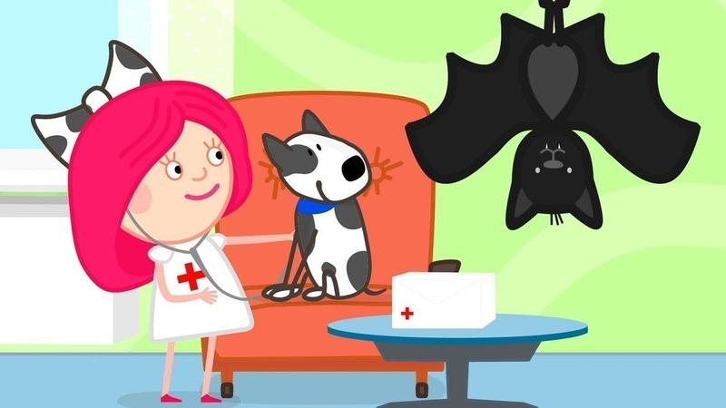 Çizgi film Smarta'nın sihirli çantası Çocuklar için eğitici video Seçkin bölümler
