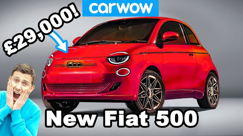 The all new Fiat 500 costs £29 000 Find out why