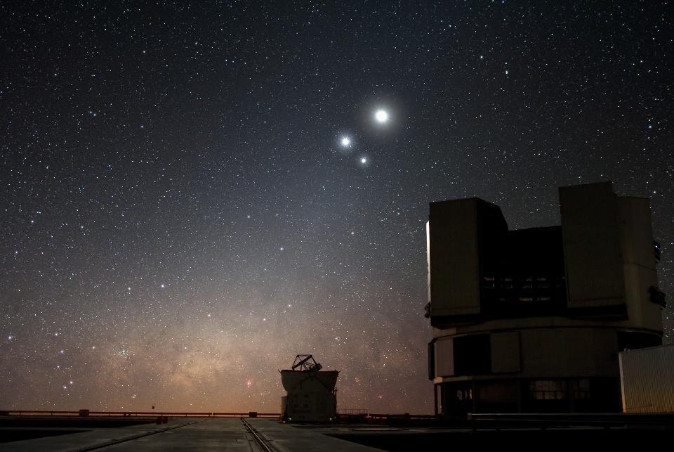 Нет ничего прекраснее науки и возможности познавать Вселенную. Согласны?