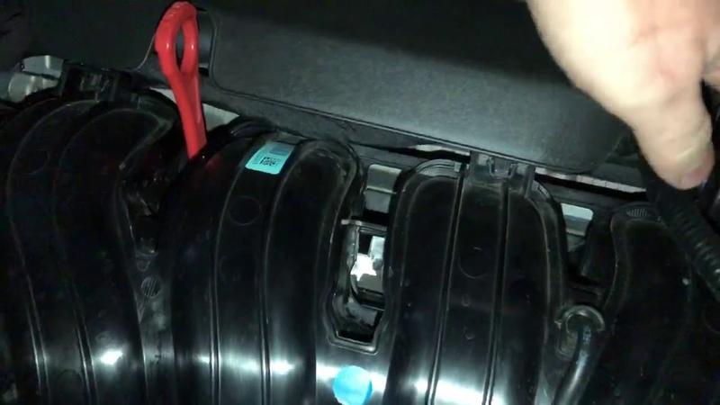 Kia Optima 2.4 шум мотора 1