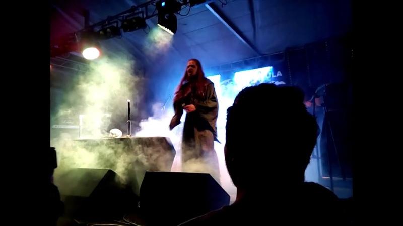 Gloomy Grim (1), 24.08.2019 @ Blackened Life Fest, Tula