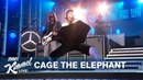 Cage The Elephant Social Cues