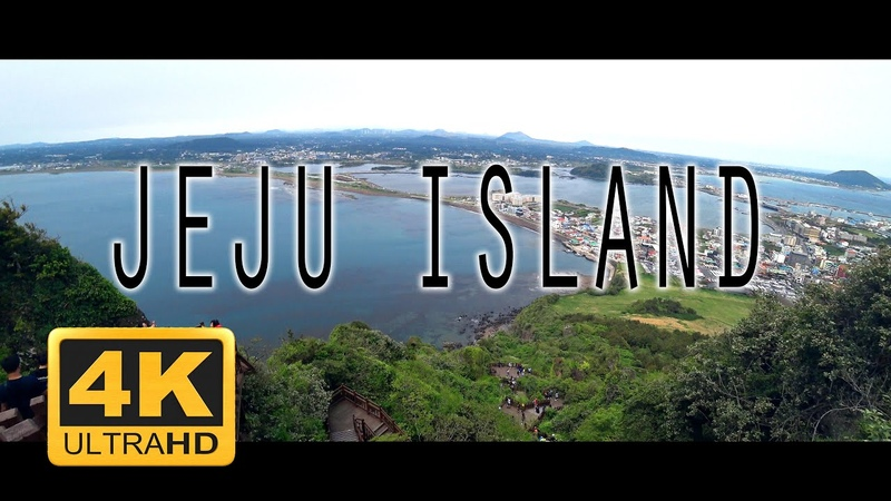 JEJU ISLAND South Korea with SONY ACTION CAM FDR X3000R -4K-60FPS-2020- Gee-Ko
