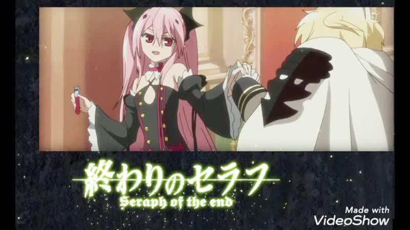 Krul × Mikaela Seraph of the end
