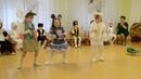 Задорный танец Мышек на Новогоднем утреннике в детском саду