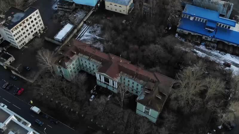 Здание Медсанчасти завода им Калинина 24 01 20