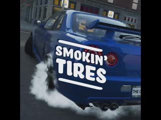 The Crew 2. Smokin' Tires