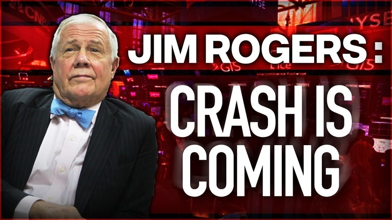 JIM ROGERS Isn t Backing Down From His Financial Crisis Forecast:The Worst Stock Market Crash Coming
