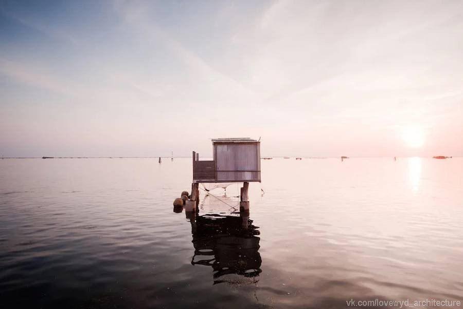 Светлые и воздушные фотографии Венеции от Claudia Corrent.