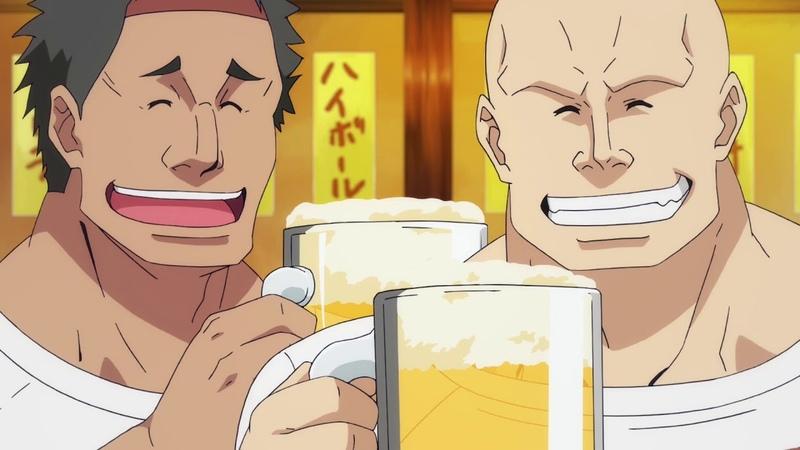 Смешные моменты из аниме 12. Аниме приколы.