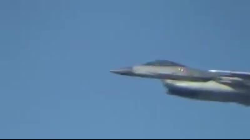 Полет ракетоносцев Ту-160 над нейтральными водами Балтийского моря