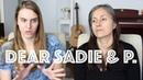 Why The Age Gap Seems So Weird! | Dear Sadie P