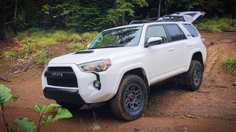 Самая дорогая Toyota 4Runner TRD за $50 000, обзор всех фишек. Оружие в США.