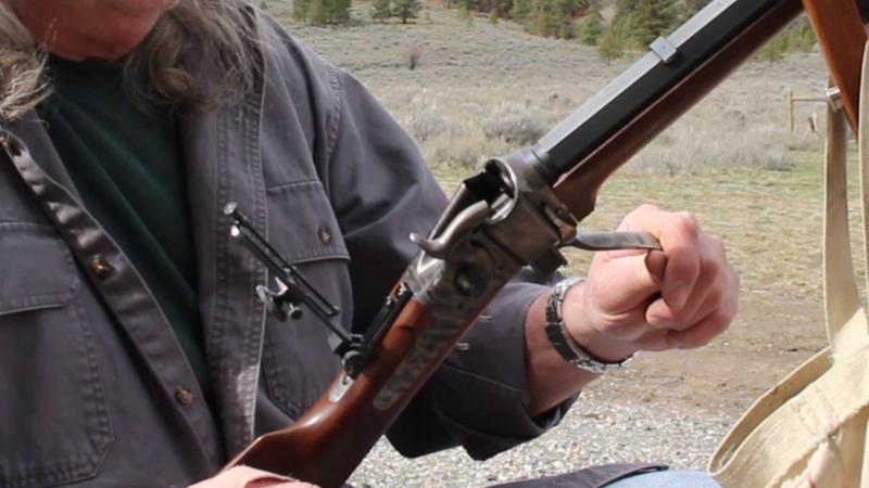 1874 Shiloh Sharps in 45 70 The Rifle