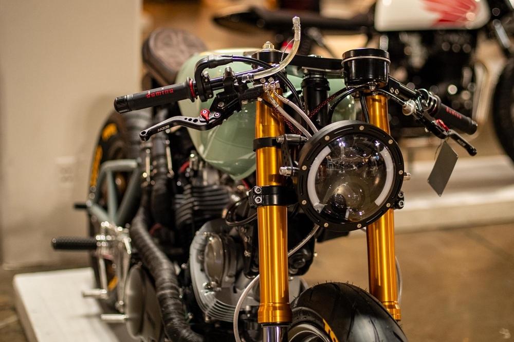 WKND: кастом Yamaha Virago 750