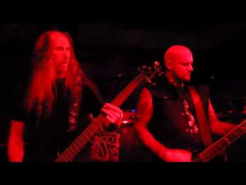 HECATE ENTHRONED @ Dark Clouds Over Camden 08/09/19 FULL SHOW